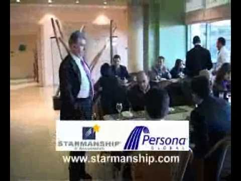 Persona Global Launching in Beirut, Lebanon, February, 2011 Travel Video