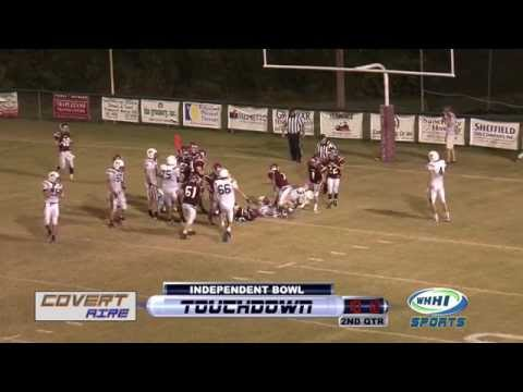 COVERT AIRE INDEPENDENT BOWL | HH Prep at Thomas Heyward | 10-10-2014 | Only on WHHI TV Sports