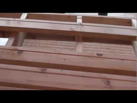 Homemade Billiard Part 1 - Μπιλιάρδο Κατασκευή Μέρος 1ο