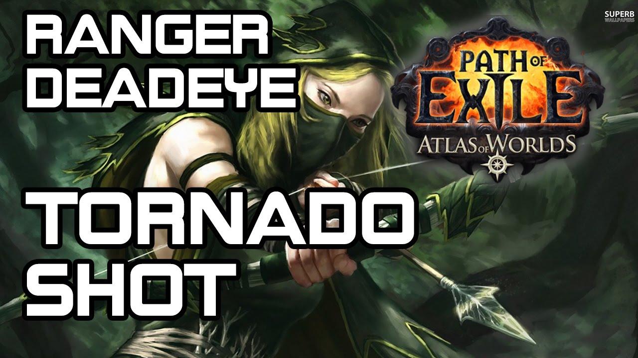 Tornado Shot - Ranger/Deadeye by Karol - YouTube