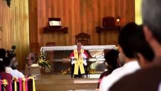 Thánh Lễ bổ nhiệm cha xứ Xuân Sơn