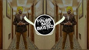 Jatti Da Crush [Bass Boosted] - Kay Vee Singh   Nisha Bhatt   Latest Punjabi song 2019
