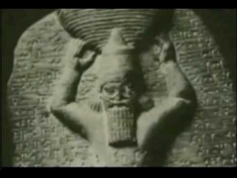 Ufo files, Zecharia Sitchin - Sumarian Origins of Humans