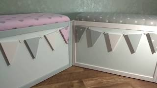 Toy Box Personalised