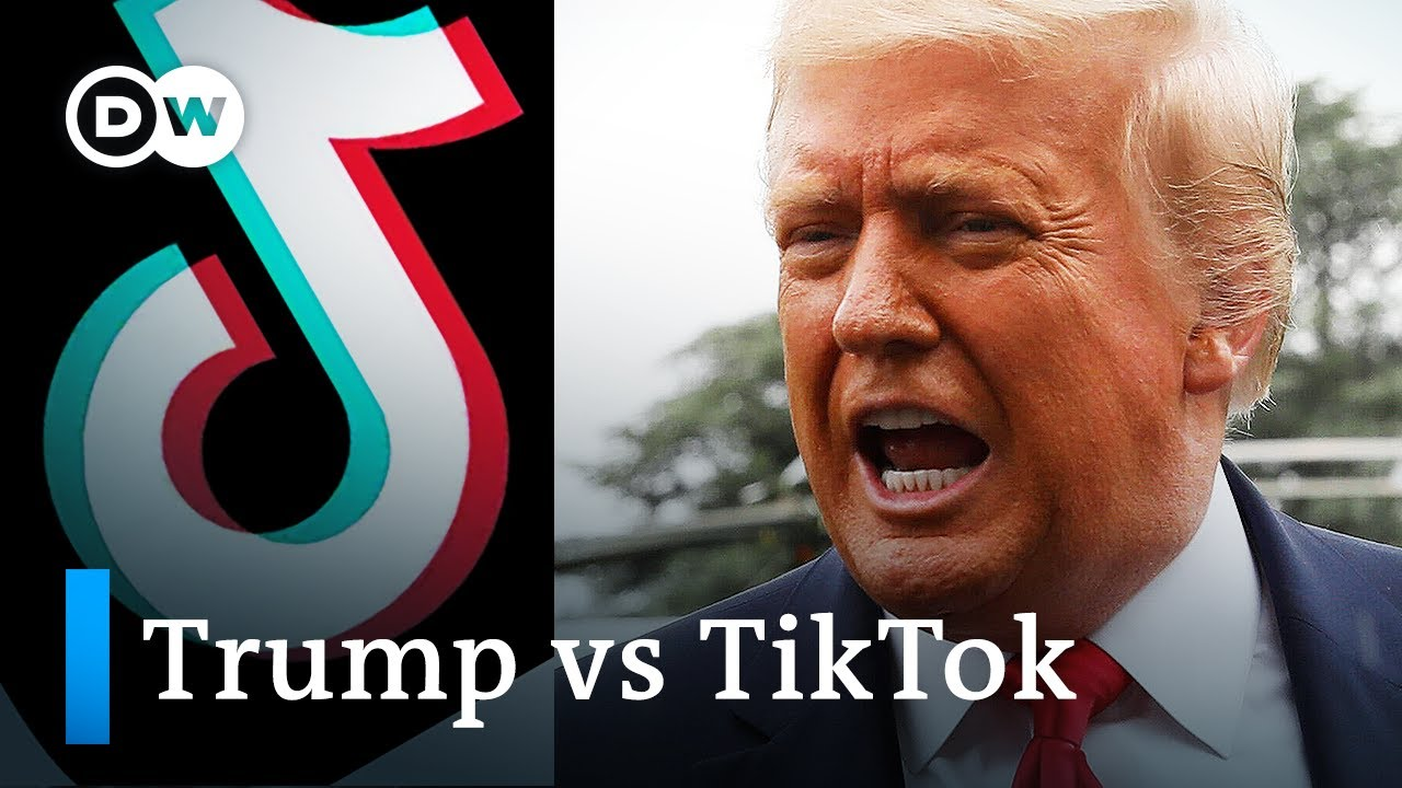 Trump Says He'll Ban TikTok From U.S. As Soon As Saturday