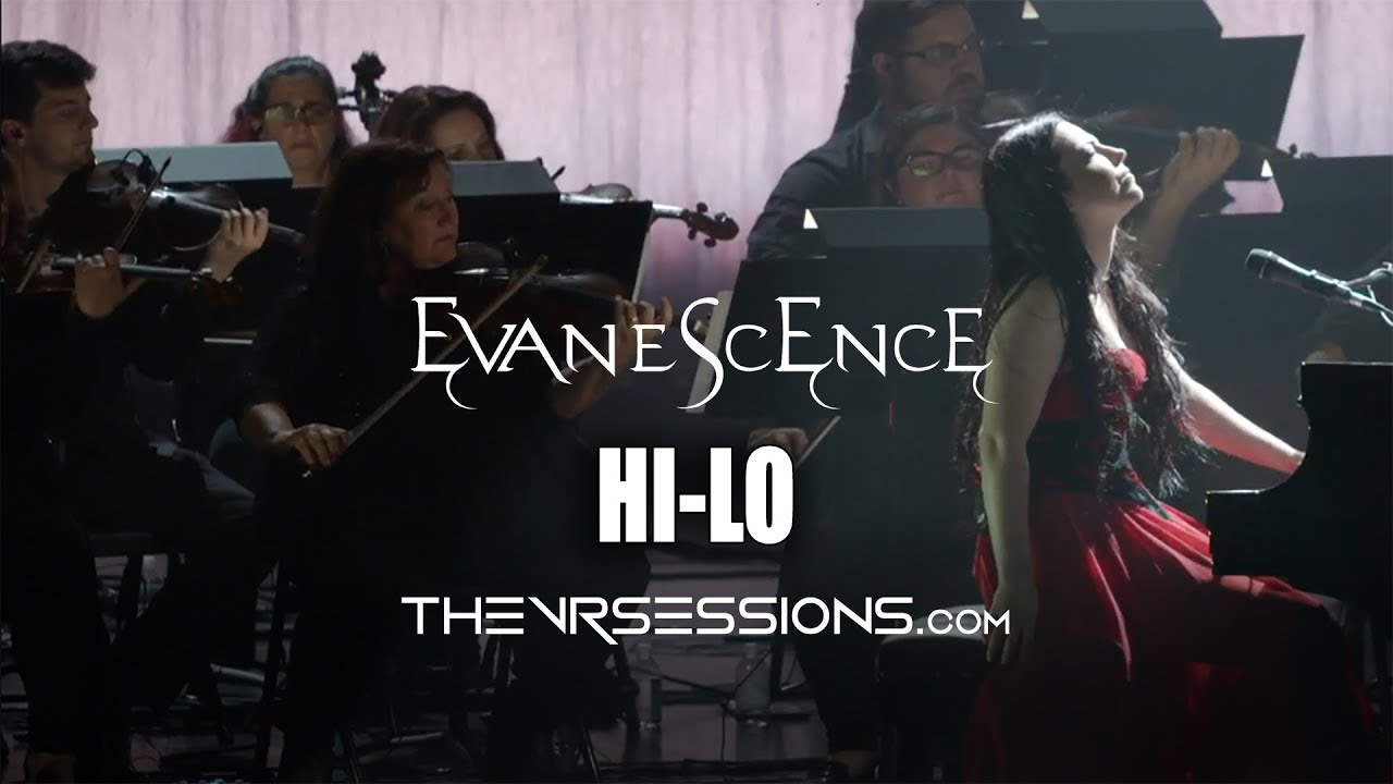 """Hi-Lo"" by Evanescence with Orchestra at Foxwoods Theater in 360 VR"