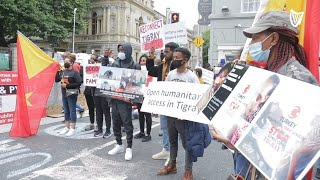 Ethiopians living in Ireland ask government to help with crisis in Tigray region