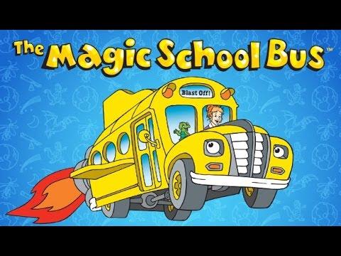 Magic School Bus China Edition