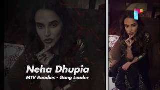 Neha Dhupia, MTV Roadies Gang Leader - Upbeat About HIMALAYA ROADIES 'Rising Through Hell'
