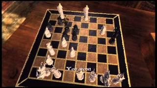 Harry Potter Order of the Phoenix PS3 Bonus Part 3: Wizard Chess