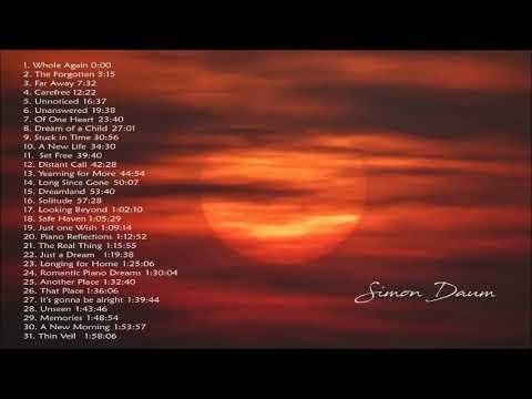 2 hours of beautiful piano and soundtrack music | Simon Daum 2019 (Music  Mix)