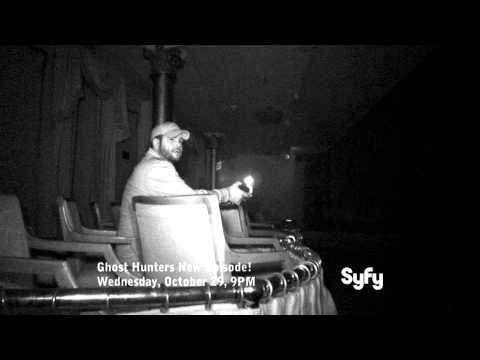 Ghost Hunters Season Finale Sneak Peek - Auditorium