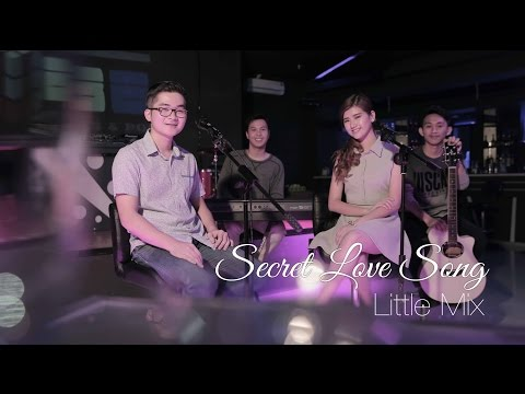 Little Mix - Secret Love Song (COVER) (Sisylia feat. Leo)