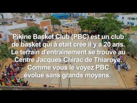 PIKINE BASKET CLUB (PBC)
