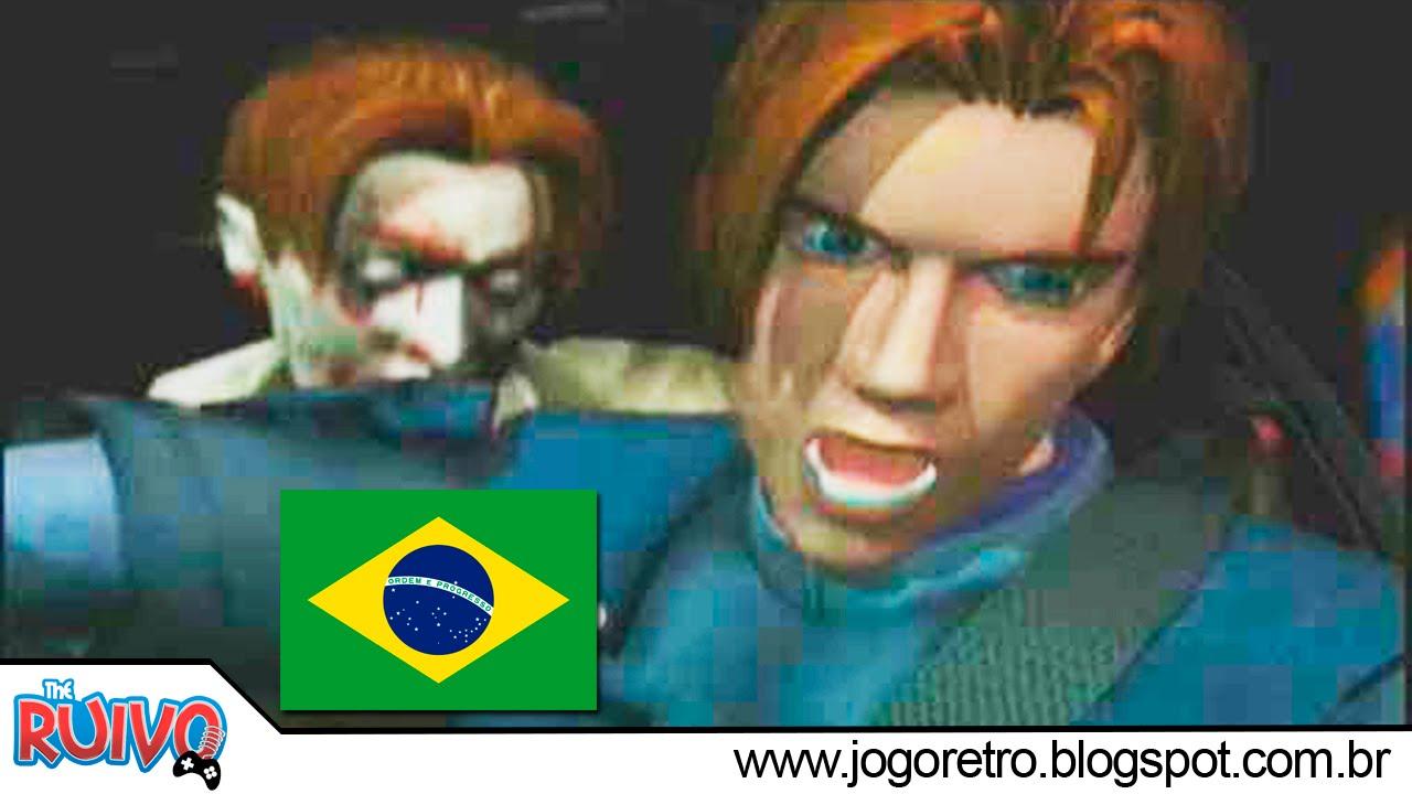 resident evil 1 ps1 em portugues download