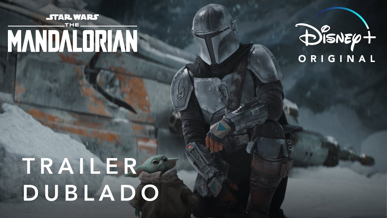 The Mandalorian | Trailer Oficial Dublado | Temporada 2 | Disney+