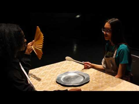 Jaela: Narrative Poem Exhibition Performance