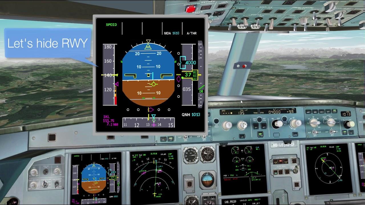 Raw Data approaches A320 - PPRuNe Forums