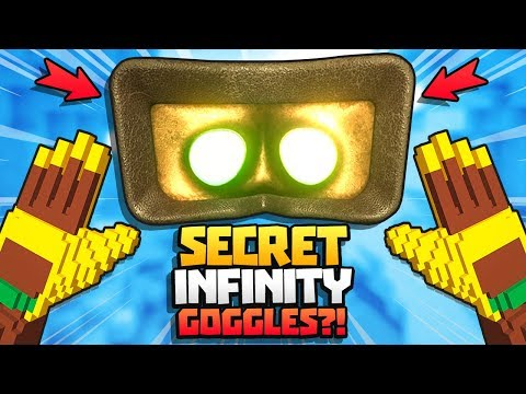 USING THE *SECRET* INFINITY GOGGLES?! || Cave Digger VR HTC Vive Gameplay