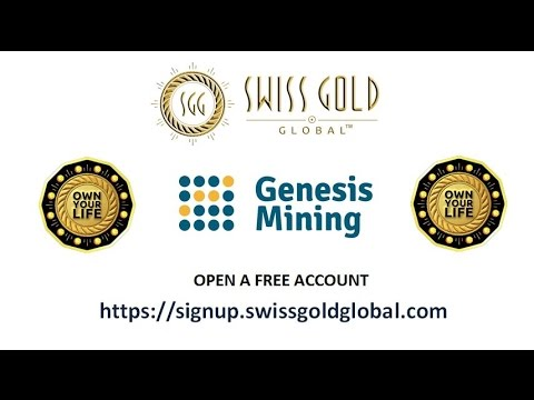 Swiss Gold Global - Gold, Silver, Crypto Currency, Daily Payout Exchange