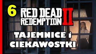 Red Dead Redemption 2 - Tajemnice i Ciekawostki 6