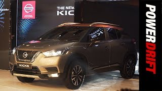 Nissan Kicks : Creta rival : What else to expect : PowerDrift thumbnail