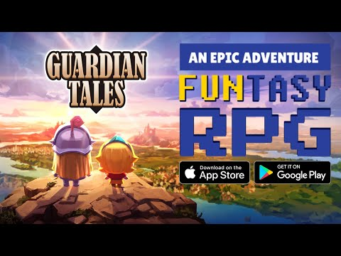 Guardian Tales   The FUNtasy RPG now available worldwide!