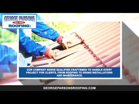 George Parsons Roofing Inc