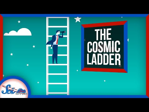 The Cosmic Ladder That Lets Us Map the Universe