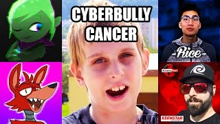 CYBERBULLY CHANNELS ARE CANCER!!! (...