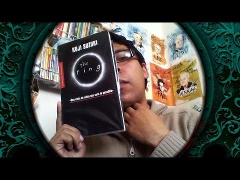 LIBROS DE TERROR: EL ARO DE KOJI SUSUKI