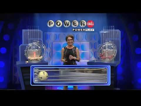 Winning $758.7 million Powerball numbers announced