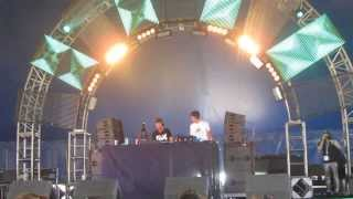 Gorgon City - Reverse Skydiving [Shadow Child Remix] (Global Gathering 2013 UK) [HD]