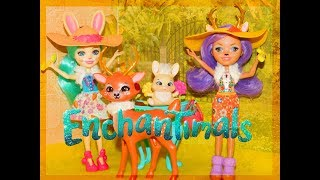 Самообзор Enchantimals (Garden Magic)