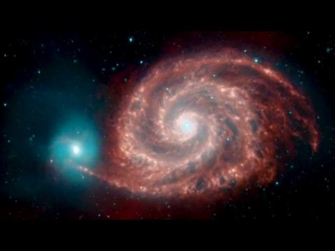 Galaxies | Hidden Universe | NASA Spitzer