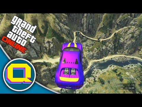 BUILDING JUMPER - GTA V [Races]