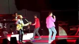 PUR Ich bin dein Lied Sein und Schein Tour 2013 Leipzig