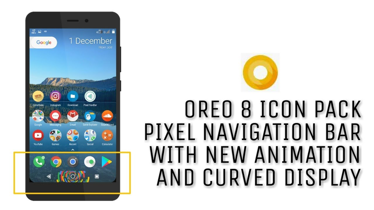 fusion ui - android oreo s8 icon pack apk