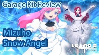 Resin Kit Review: Snow Angel Mizuho - Onegai☆Teacher
