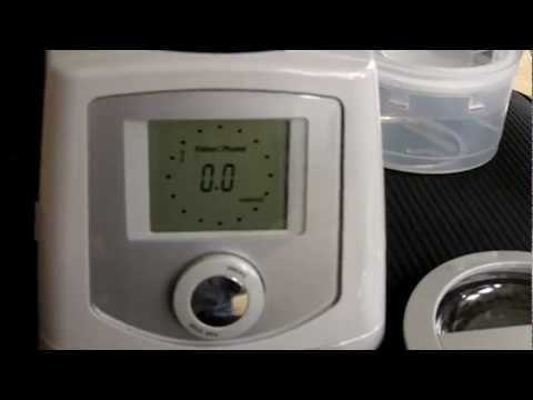 Fisher Paykel CPAP ICON  -  Heated Humidifier. Very Good, Powerful But Has Weaknesses !