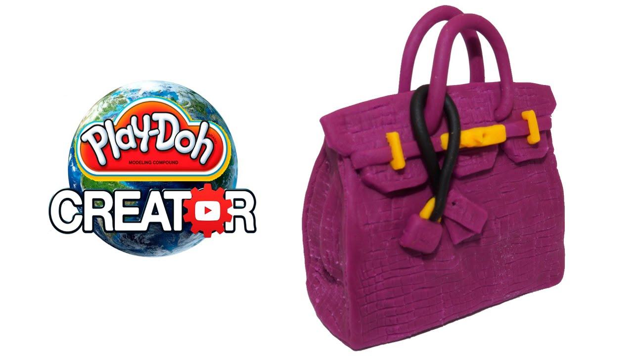 discount hermes handbags - How to make Play-doh Birkin Bag - ���ާ��ܧ� ���ڧ�ܧڧ� �ڧ� ��ݧѧ��ڧݧڧߧ� ...