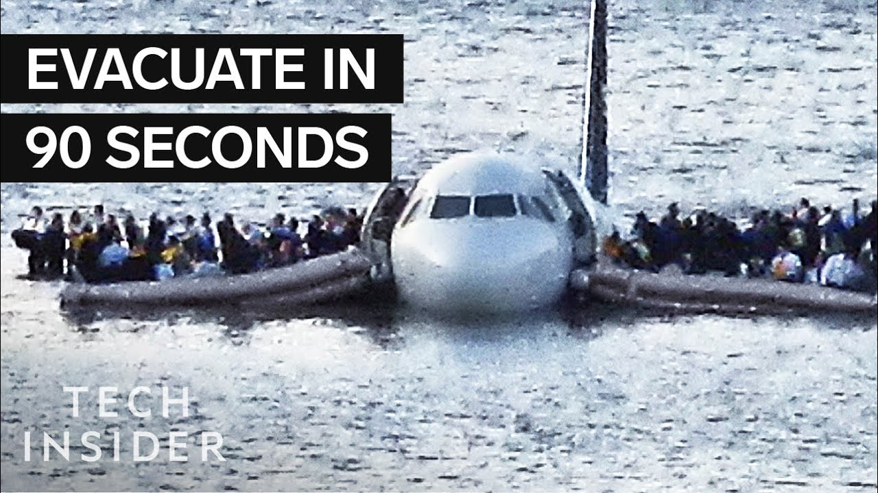 Why It's So Hard For Planes To Land On Water