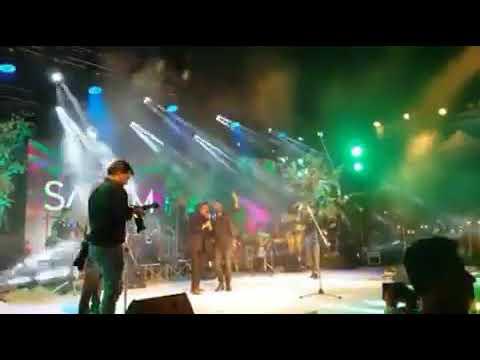 Dhina dhin dha with Anil kapoor sanam live concert 😍😍😘😘
