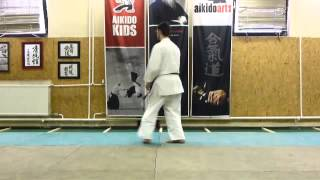 kaiten [TUTORIAL] Aikido empty hand technique