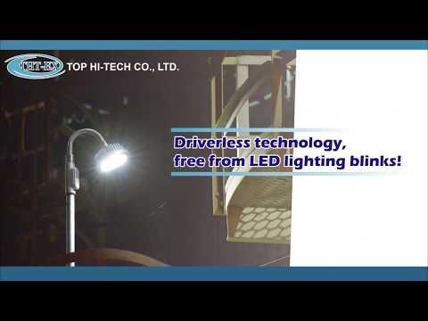 Driverless Technology, Free from LED Lighting Blinks!