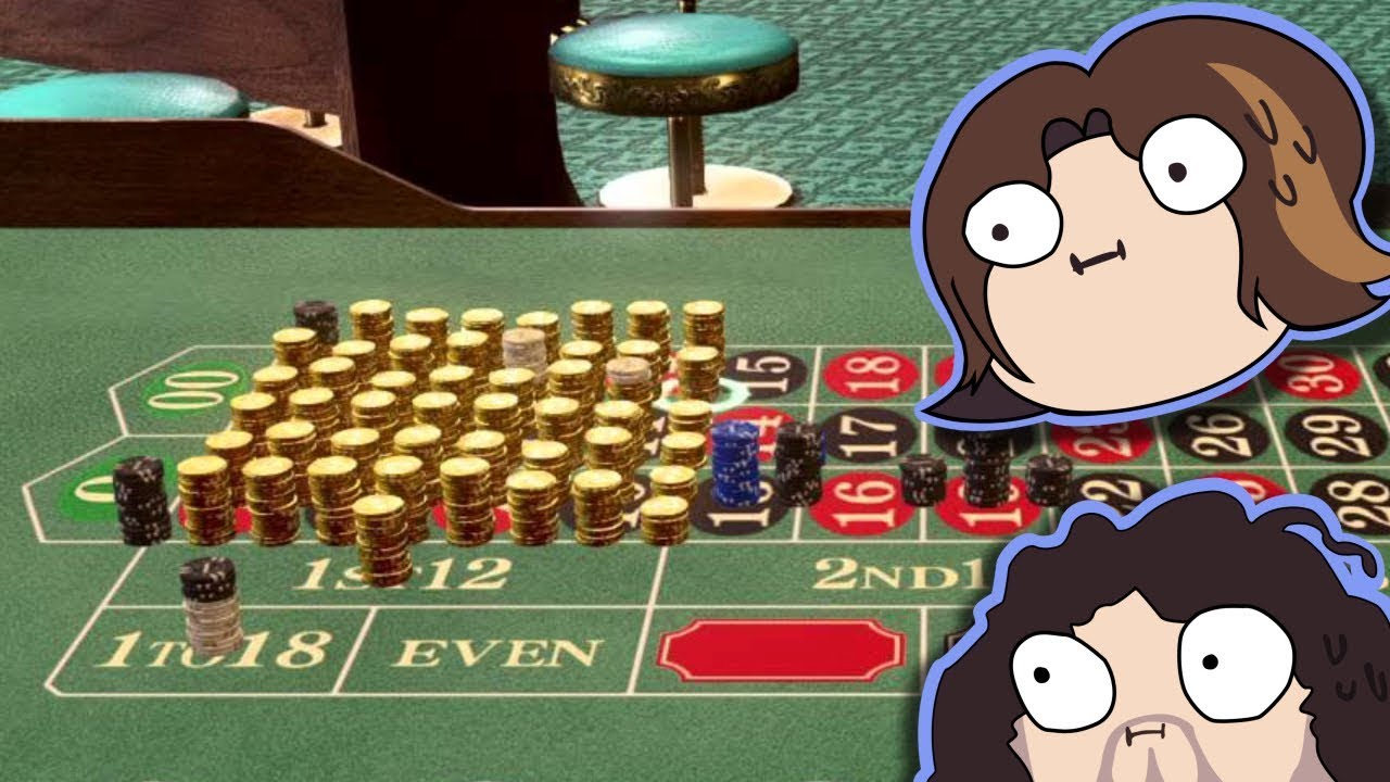 What game grumps is the roulette game bally mobile slots