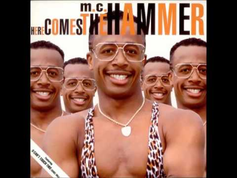 "MC Hammer - Here Comes The Hammer (7"" Edit)"