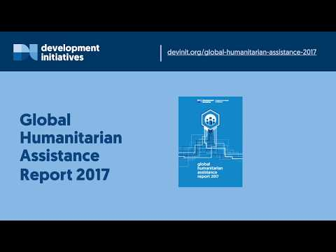 Global Humanitarian Assistance Report 2017
