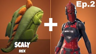 Top 5 Best Skin Combinations in Fortnite Battle Royal ep2