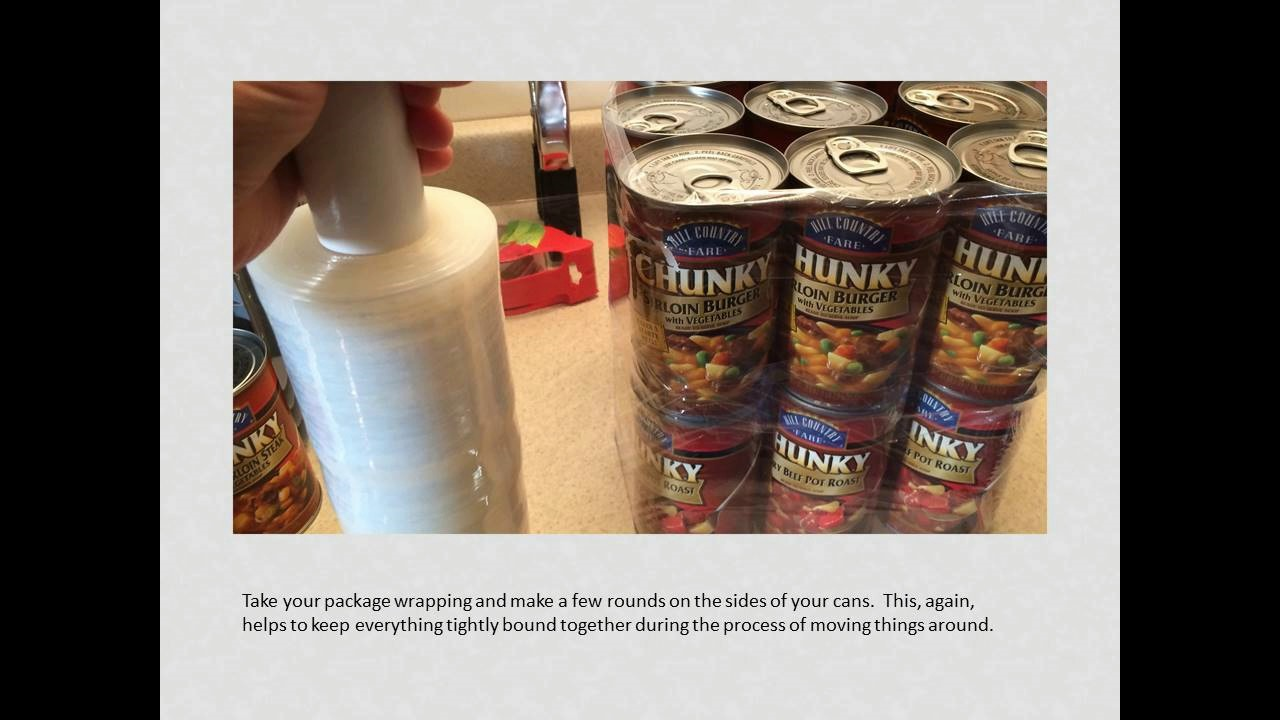 Doomsday Prepping 101 - Making Canned Goods Last Longer